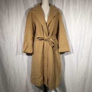 Vintage Denise Originals Pure Camel Hair Coat 🦖